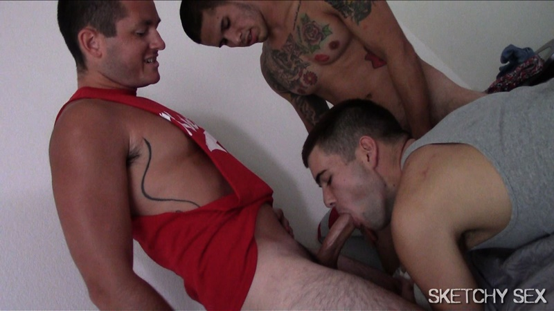 SketchySex gay porn young nude American dudes fucking ass sex pics college male studs big thick cock sucking anal first 010 gallery video photo - Gimme all your big dicks two dicks at a time fuck yeah