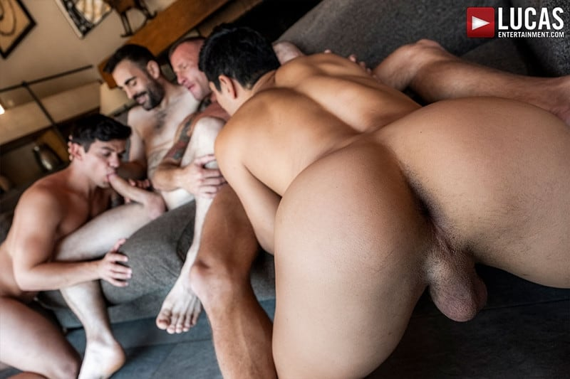 Men for Men Blog Gay-Porn-Pics-016-Dakota-Payne-Ken-Summers-Logan-Rogue-Max-Arion-Hardcore-ass-fucking-orgy-LucasEntertainment Hardcore ass fucking orgy with Dakota Payne, Ken Summers, Logan Rogue and Max Arion Lucas Entertainment