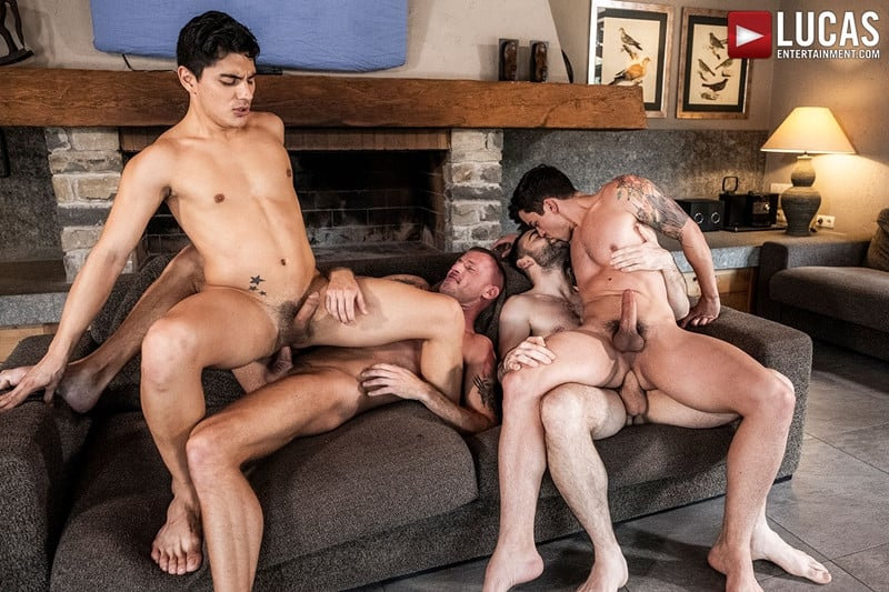 Men for Men Blog Gay-Porn-Pics-019-Dakota-Payne-Ken-Summers-Logan-Rogue-Max-Arion-Hardcore-ass-fucking-orgy-LucasEntertainment Hardcore ass fucking orgy with Dakota Payne, Ken Summers, Logan Rogue and Max Arion Lucas Entertainment