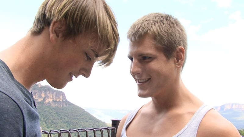 Men for Men Blog Mick-Lovell-Harris-Hilton-Sexy-young-studs-Australian-bareback-mountain-ass-fucking-BelamiOnline-004-gay-porn-pics-gallery Sexy young studs Mick Lovell and Harris Hilton's Australian bareback mountain ass fucking road trip Belami