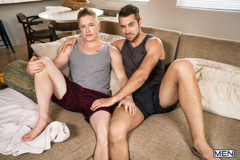 Running-park-Chris-Blades-Dante-Colle-service-hot-ass-hole-big-dildo-Men-001-gay-porn-pictures-gallery