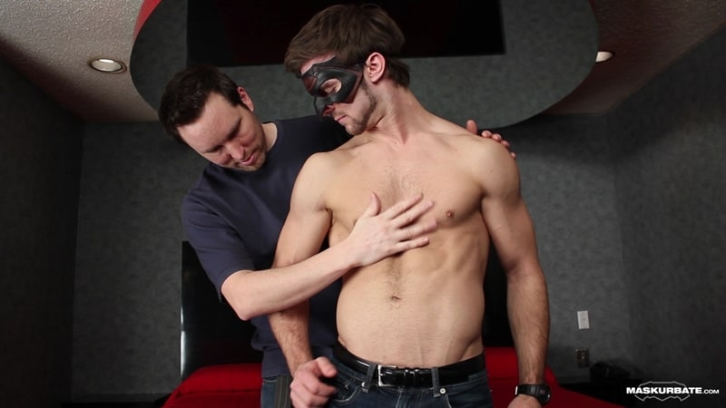 Maskurbate-Pascal-worships-sexy-masked-muscle-dude-Gabriel-Clark-sucking-big-dick-Maskurbate-003-Gay-Porn-Pics