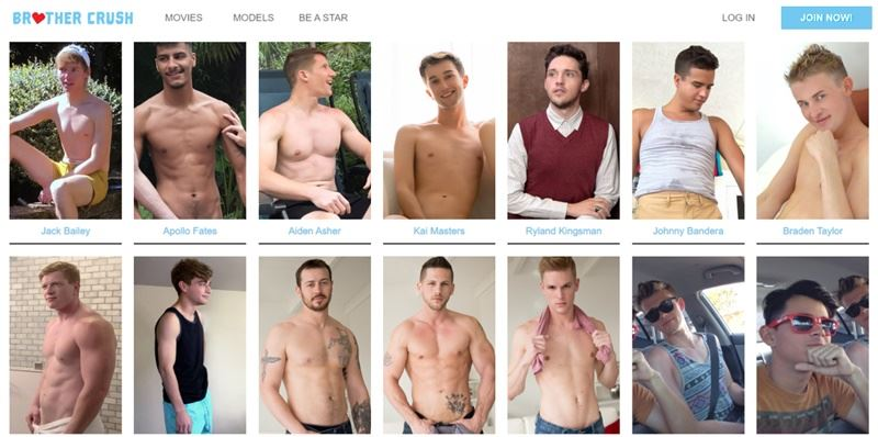 BrotherCrush GayPornStars Site Review MyGayPornList 001 gay porn pics - Brother Crush – Gay Porn Site Review