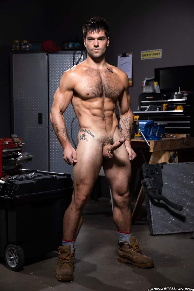 Big muscle stud Myles Landon huge bareback dick fucking hairy chested hunk Aspen hot hole 006 gay porn pics - Big muscle stud Myles Landon's huge bareback dick fucking hairy chested hunk Aspen's hot hole