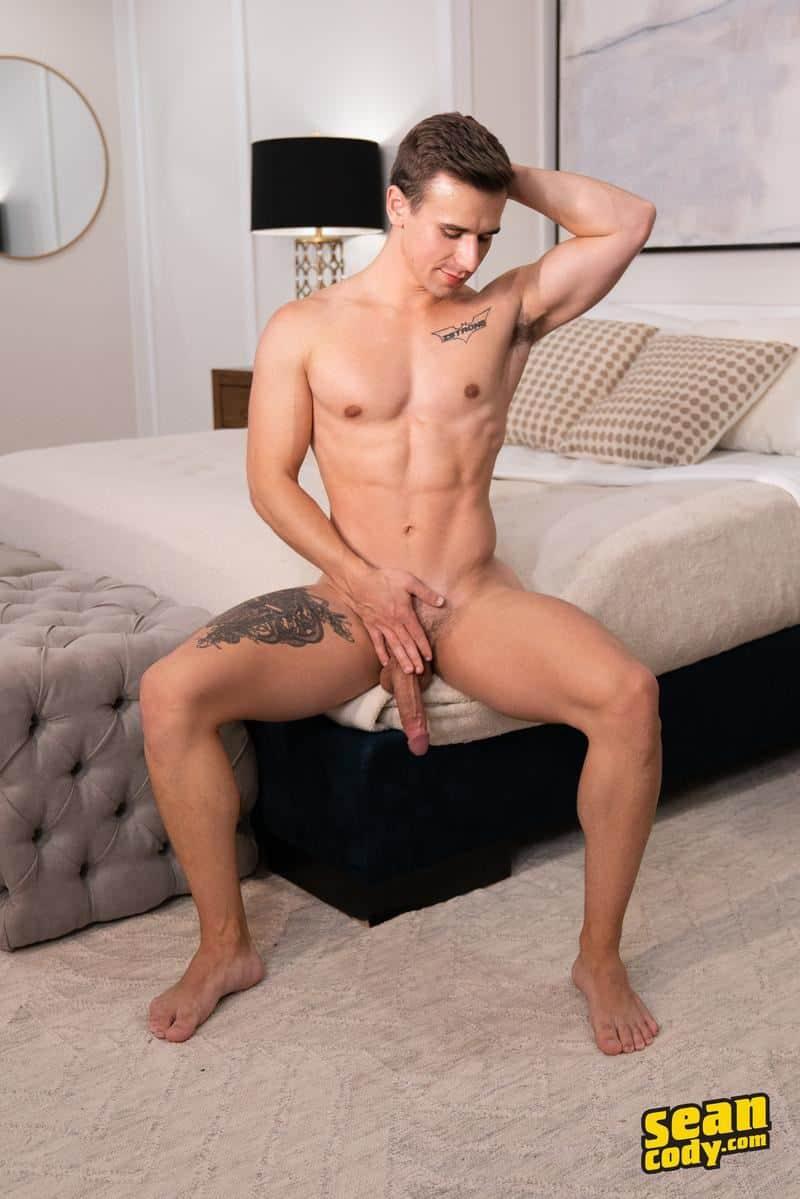 Sean Cody Garrett bareback fucks Vic Ryder hot asshole 4 gay porn pics - Sean Cody Garrett bareback fucks Vic Ryder's hot asshole