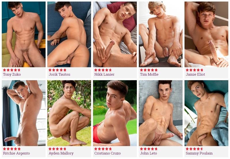 Freshmen Gay Porn Models - Freshmen – Gay Porn Site Review