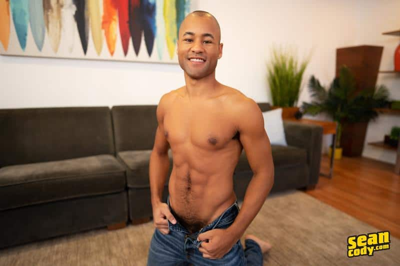 Hairy ripped muscle dude Nicky huge raw dick fucking black stud Chris hot bare hole 7 gay porn pics - Hairy ripped muscle dude Nicky's huge raw dick fucking black stud Chris's hot bare hole